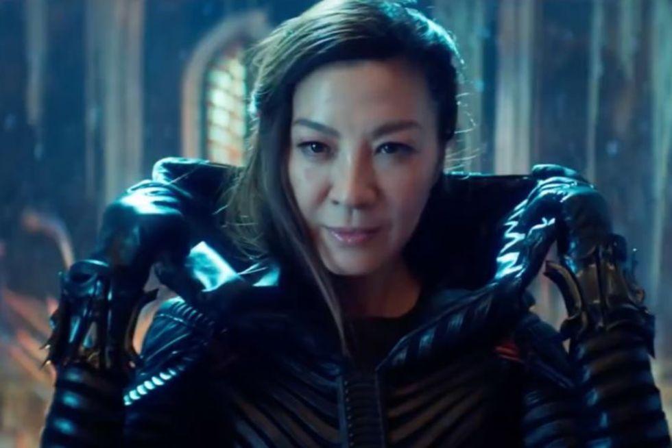 Michelle Yeoh får egen Star Trek-spinoff