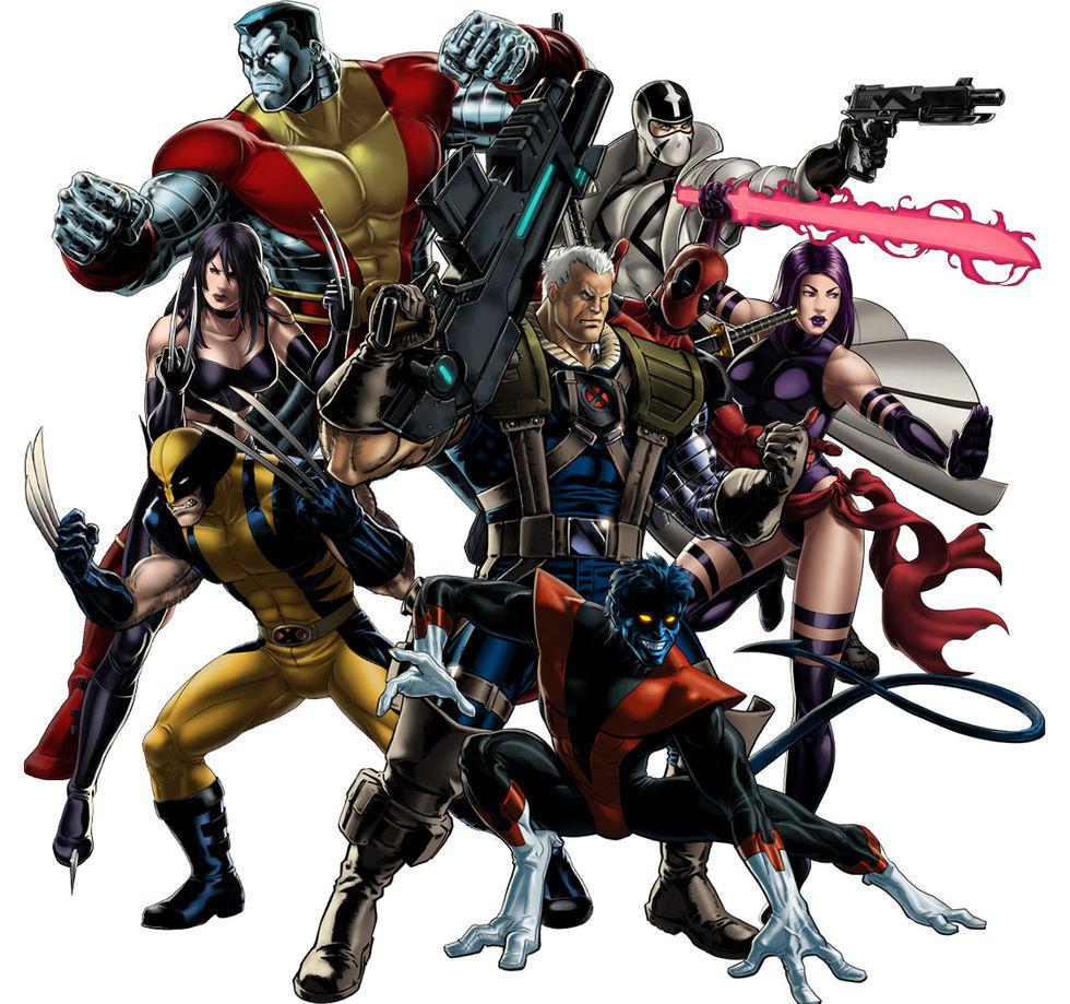 Gambit, Dr. Doom och X-Force verkar vara döda
