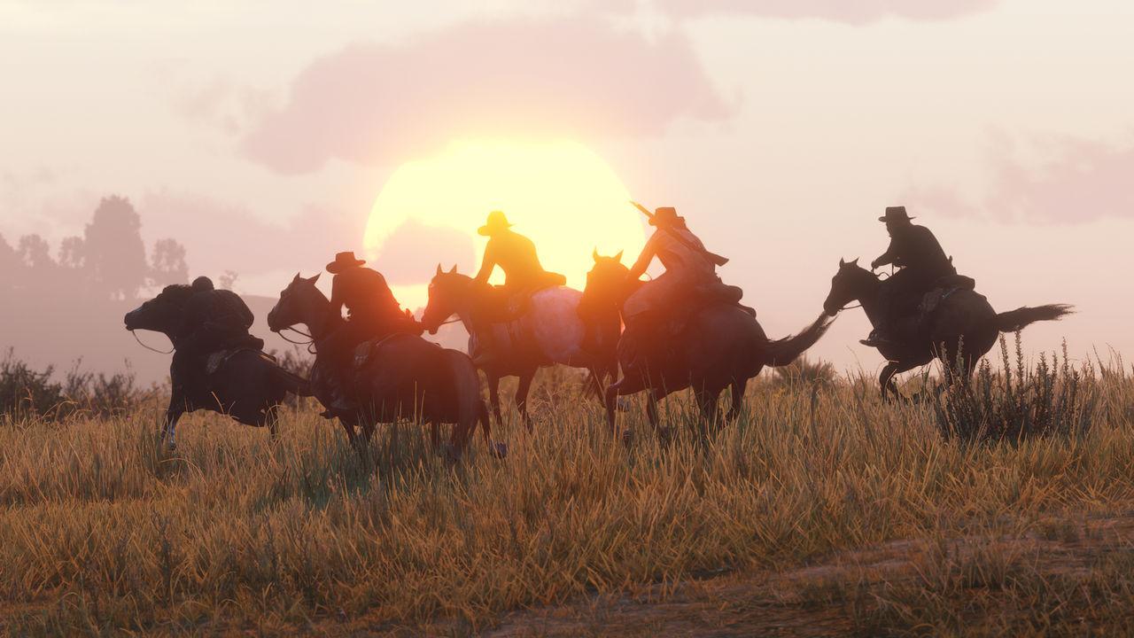 Rockstar i trubbel för Pinkerton-agenter i Red Dead Redemption 2