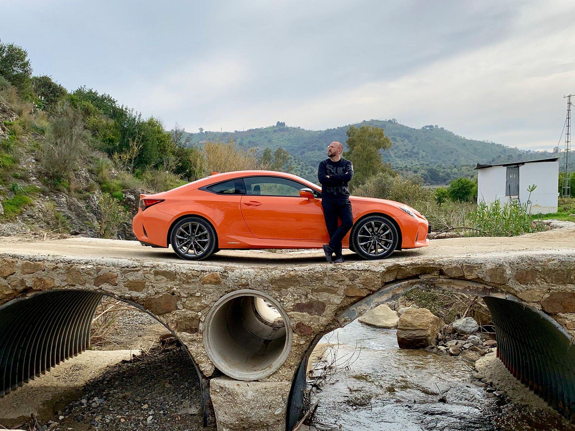 Lexus RC 300h är falsk marknadsföring!