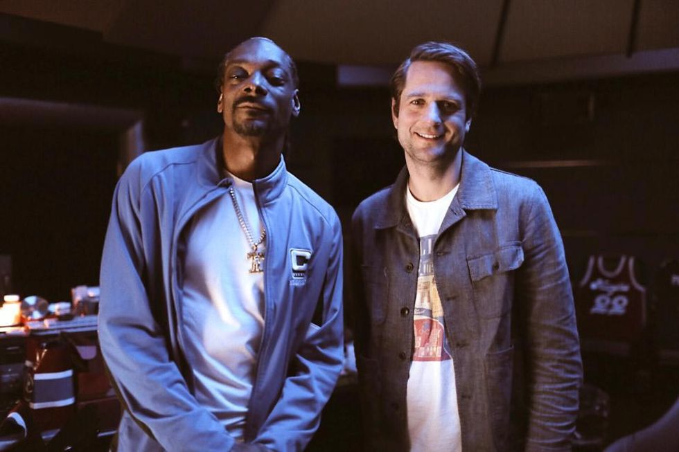 Snoop Dogg har köpt in sig i Klarna