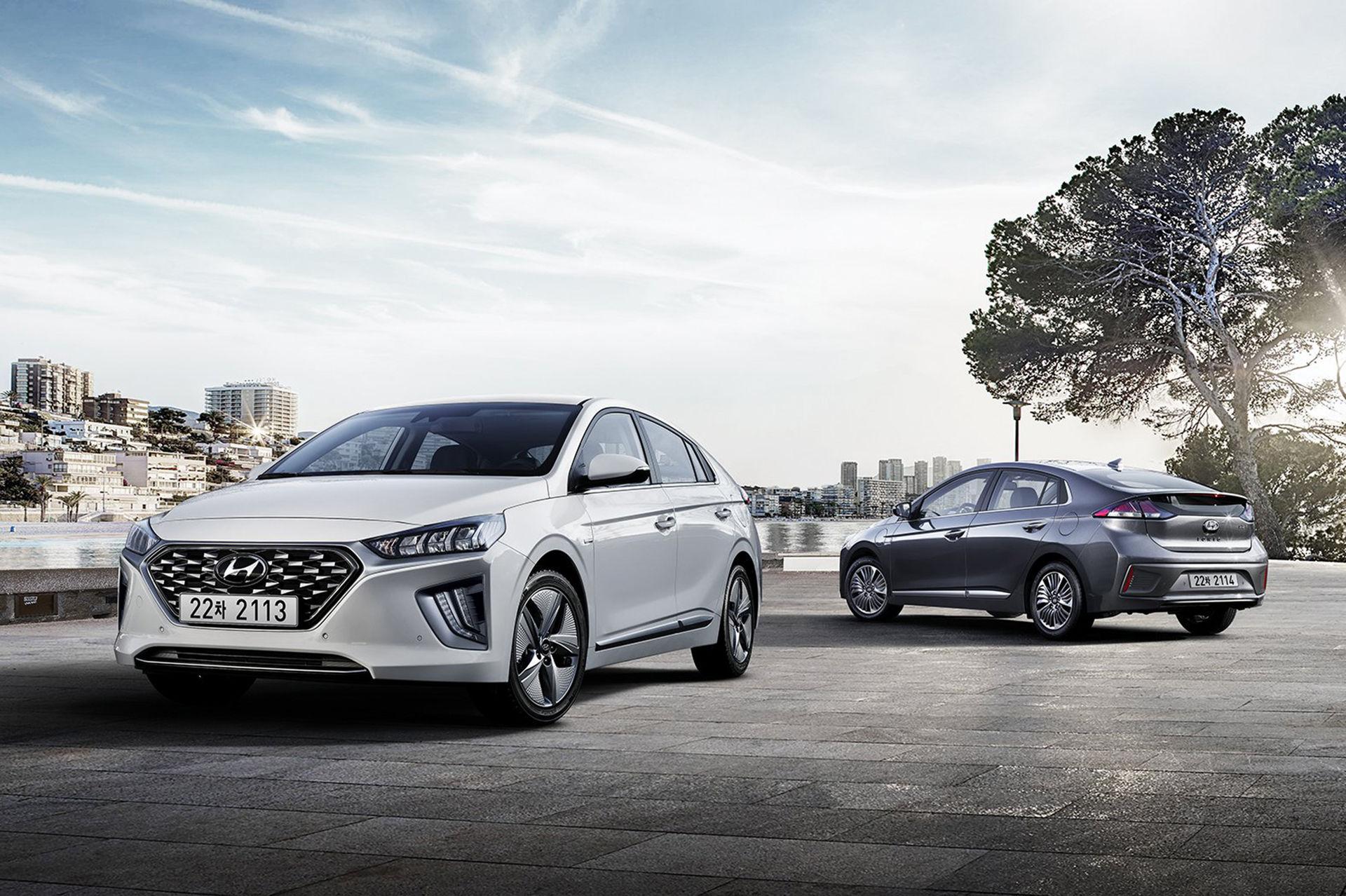 Hyundai lyfter Ioniq