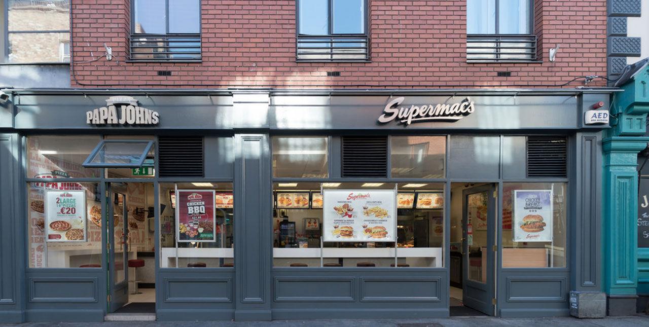 Supermac's vinner mot McDonald's