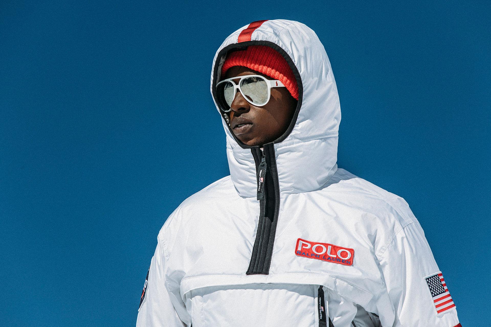 d0bec6e635cd Uppvärmda jackor från Ralph Lauren. Styr värmen via en app | Tjock ...