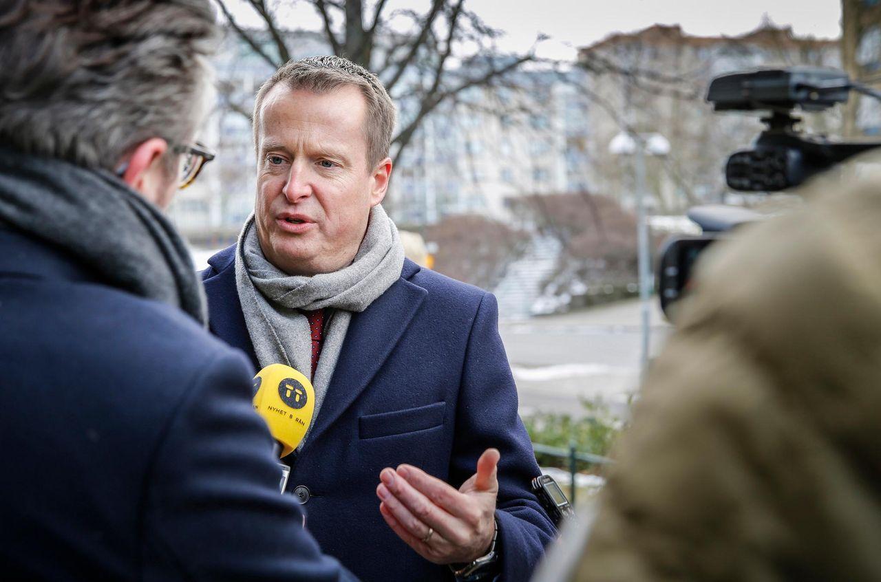 Anders Ygeman blir energi- och digitaliseringsminister