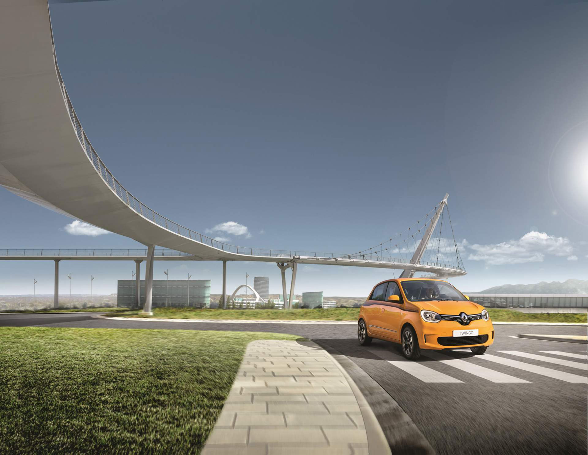 Renault uppdaterar Twingo