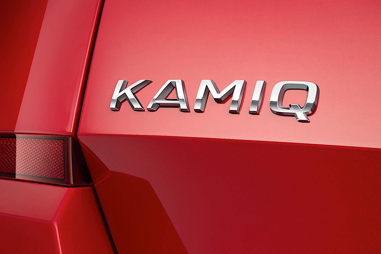 Skodas nya lilla SUV heter Kamiq