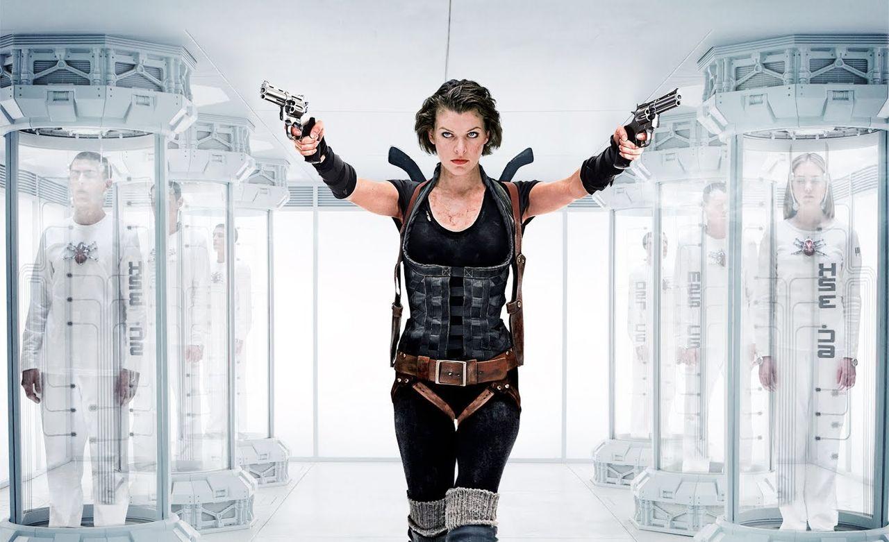 Resident Evil-serie på ingång hos Netflix