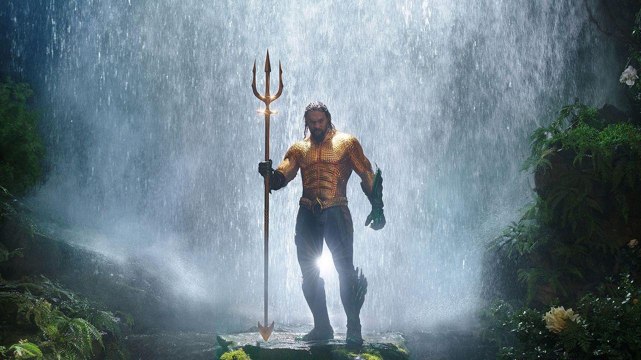 Aquaman är nu största DC-filmen