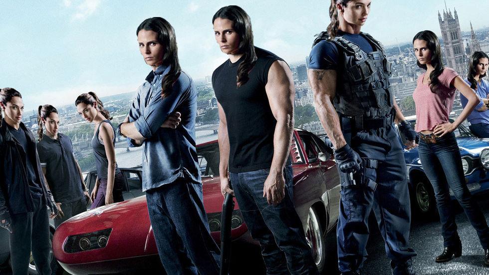 Fast and Furious-spinoff med bara kvinnor på väg