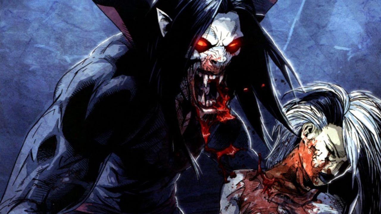 Morbius, the Living Vampire väntas släppas 31 juli 2020