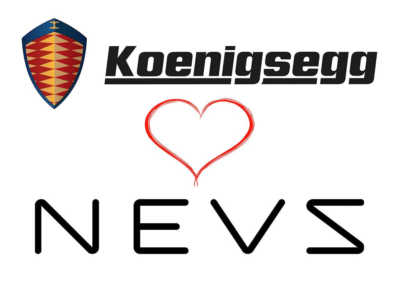 Nevs investerar 150 miljoner euro i Koenigsegg