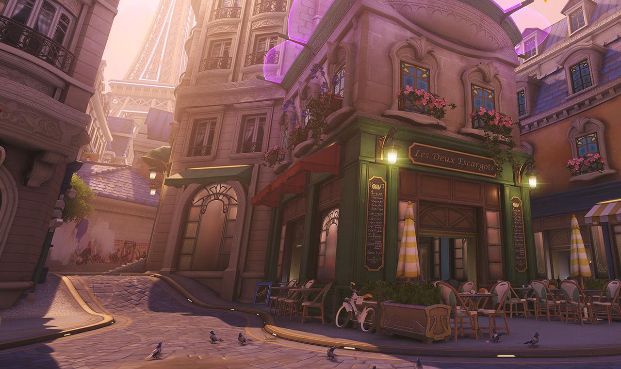 Blizzard överraskar med ny Overwatch-karta