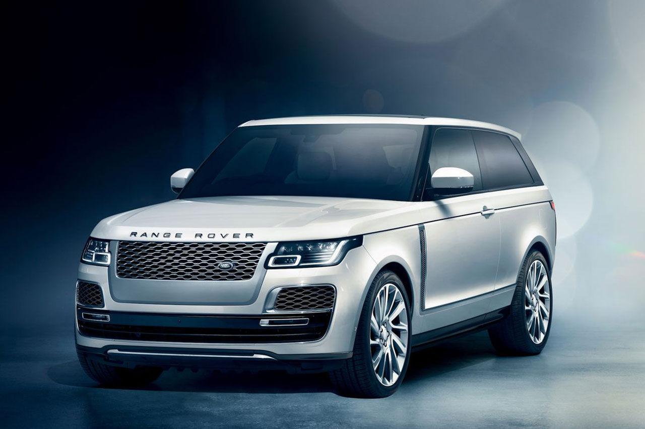 Det blir ingen coupé-version av Range Rover