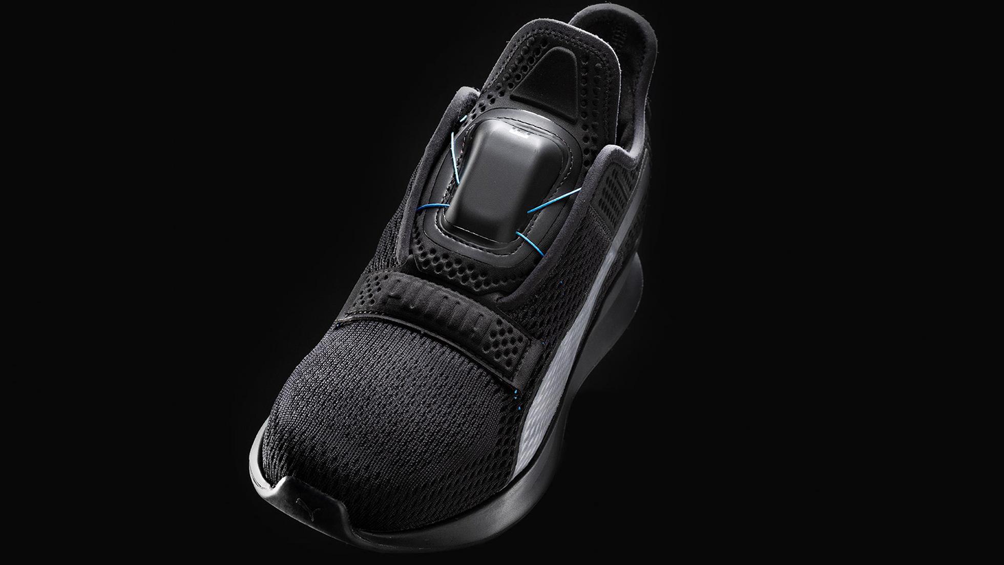 Puma visar nya självknytande skor. Släpps 2020 | Tjock