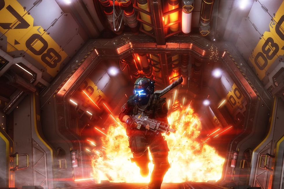 Titanfall-utvecklarna jobbar på Battle Royale-spel utan robotar