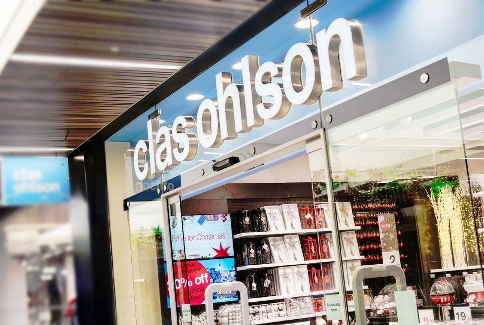 Clas Ohlson effektiviserar för att klara framtiden