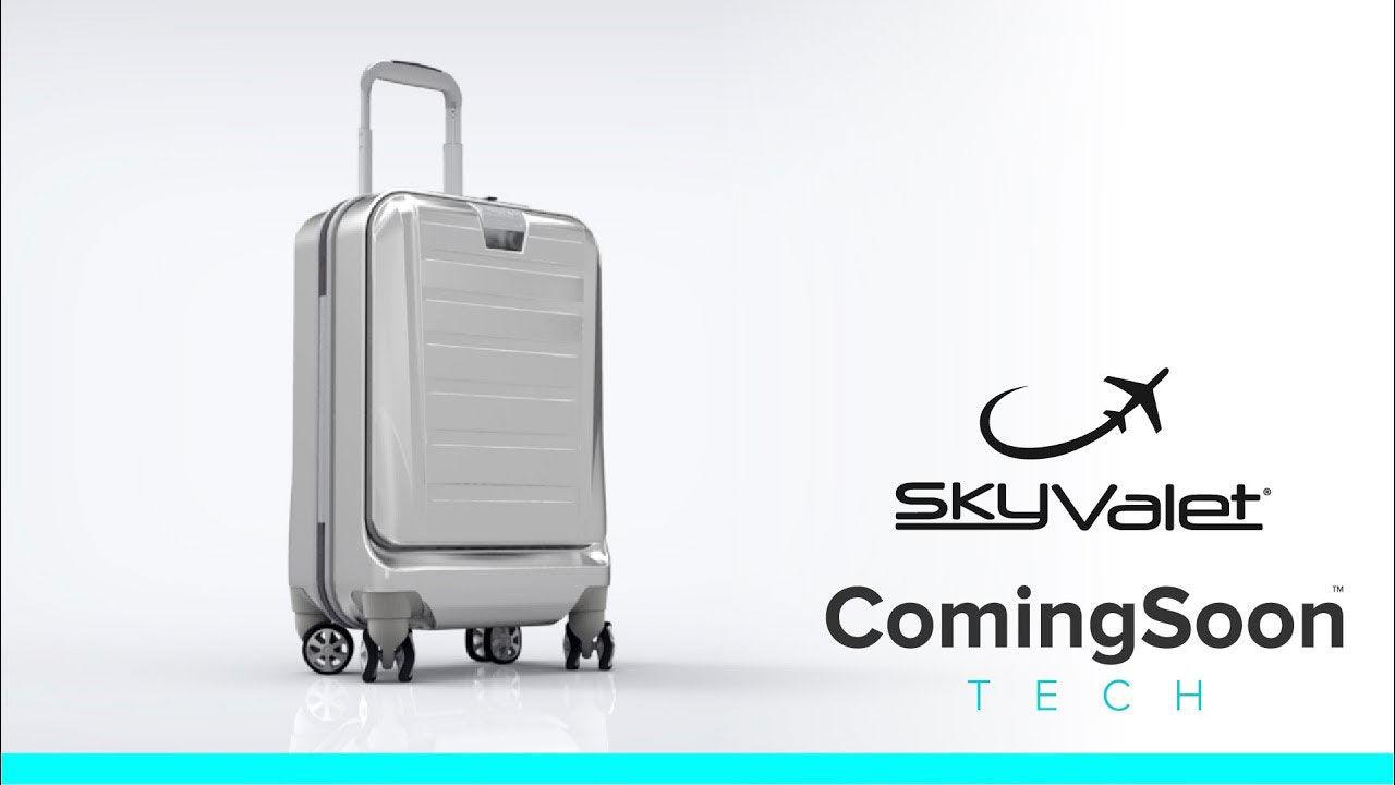 Resväska med knasiga hjul gör succé på Kickstarter