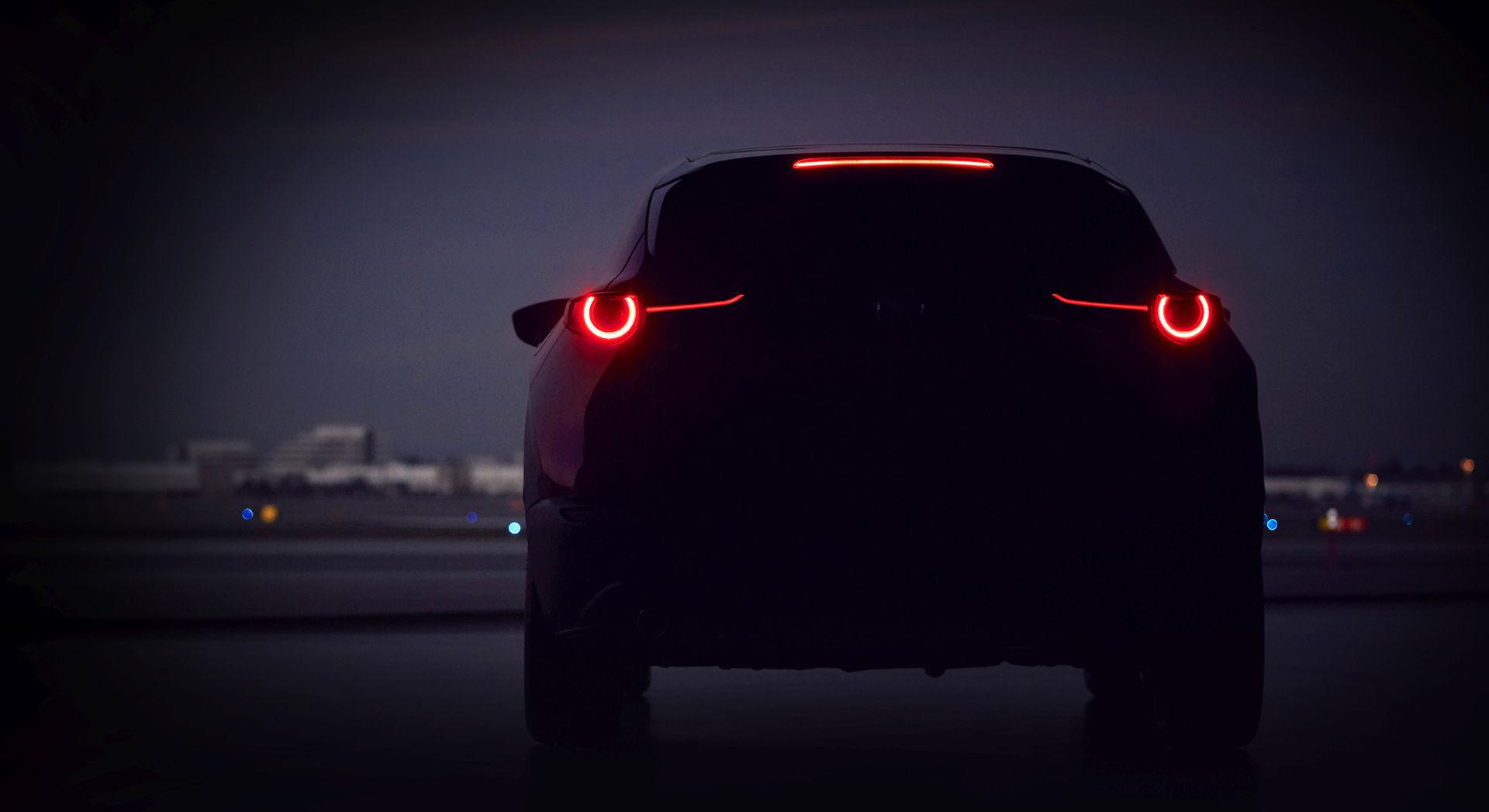 Mazda har en helt ny SUV på gång