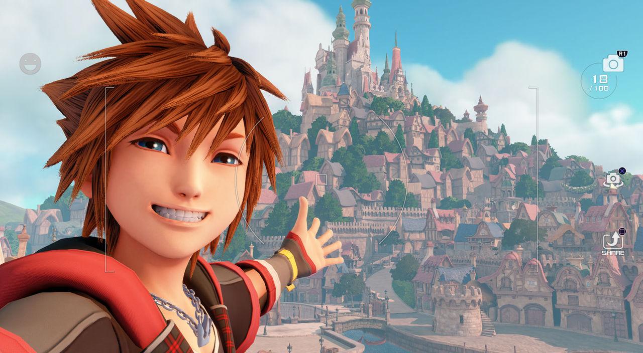 Fem miljoner exemplar av Kingdom Hearts 3 har skeppats