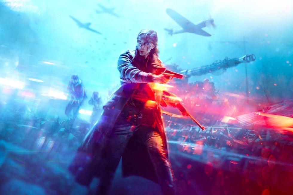 EA skyller undermålig Battlefield V-försäljning på singleplayer