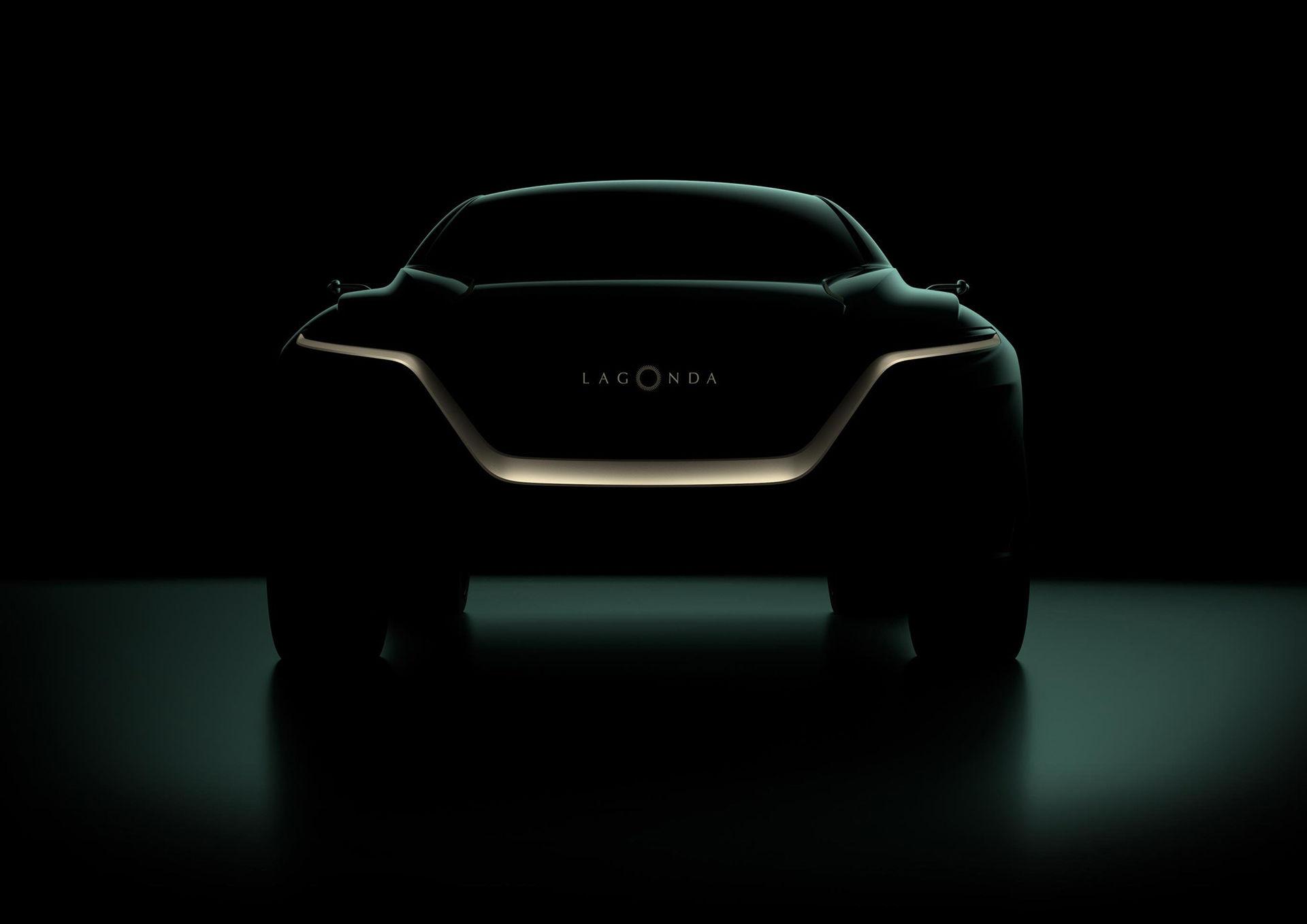 Aston Martin visar All-Terrain Concept i Genève