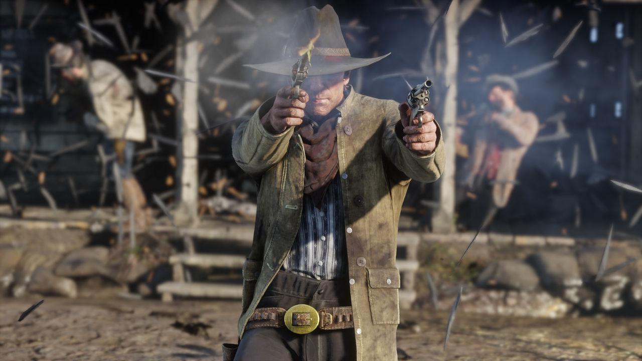 23 miljoner exemplar av Red Dead Redemption 2 har sålts