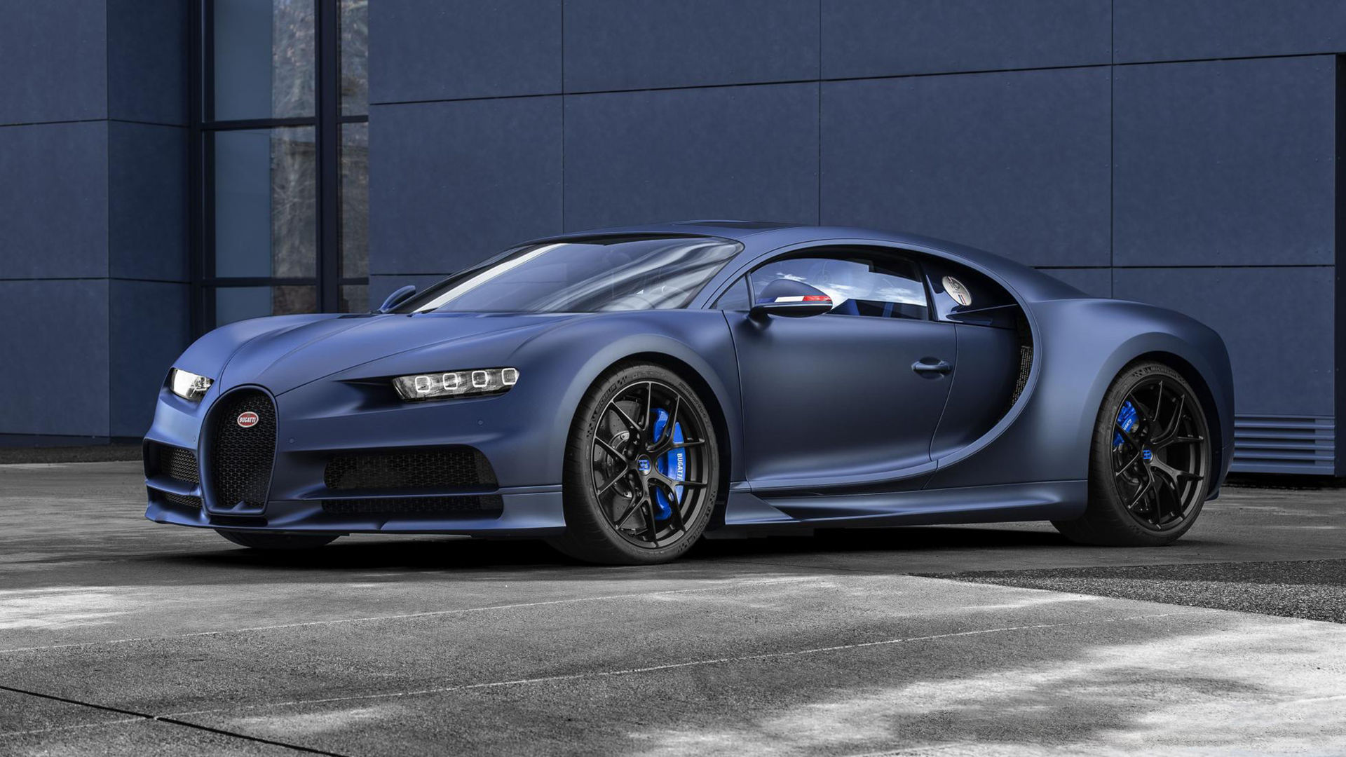Bugatti presenterar en specialversion av Chiron