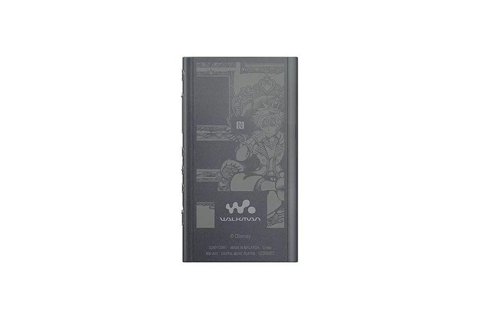 Sony släpper Kingdom Hearts 3-Walkman