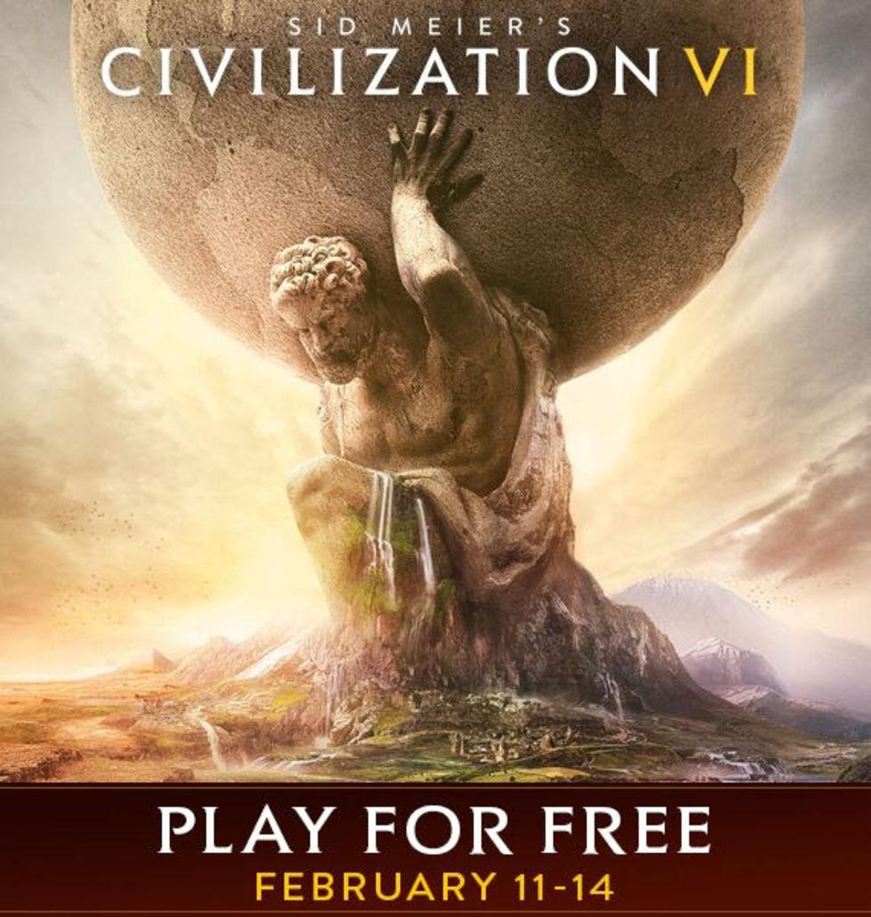 Spela Civilization VI