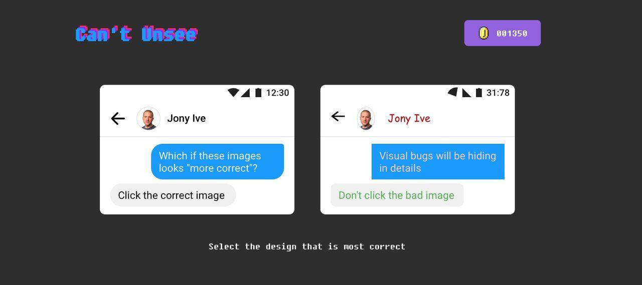 Testa dina designkunskaper
