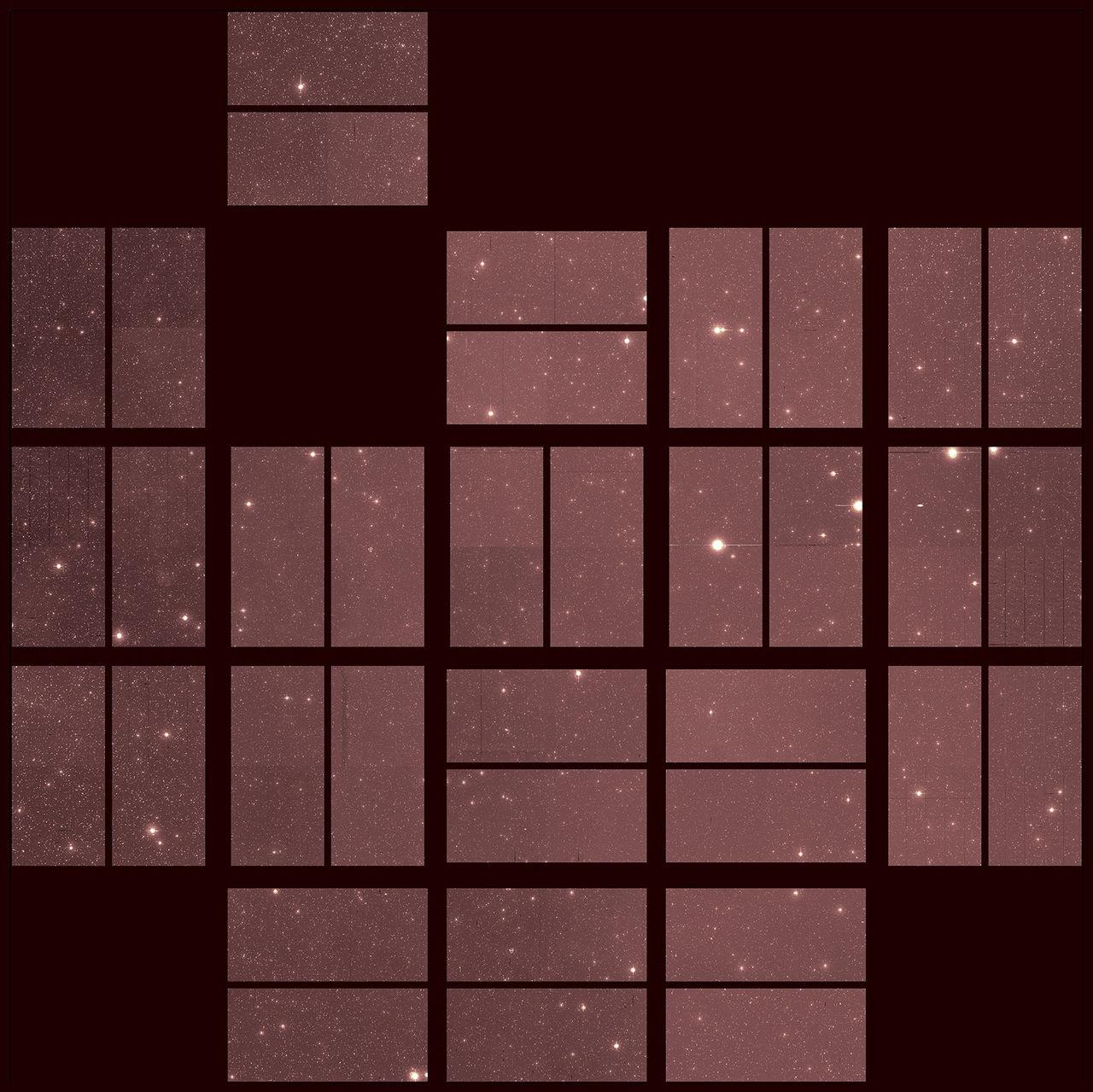 Keplerteleskopet har skickat hem sin sista bild