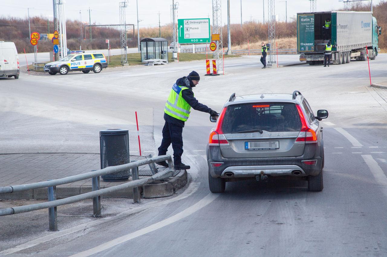 Sverige vill ha smarta kameror vid gränsövergångar