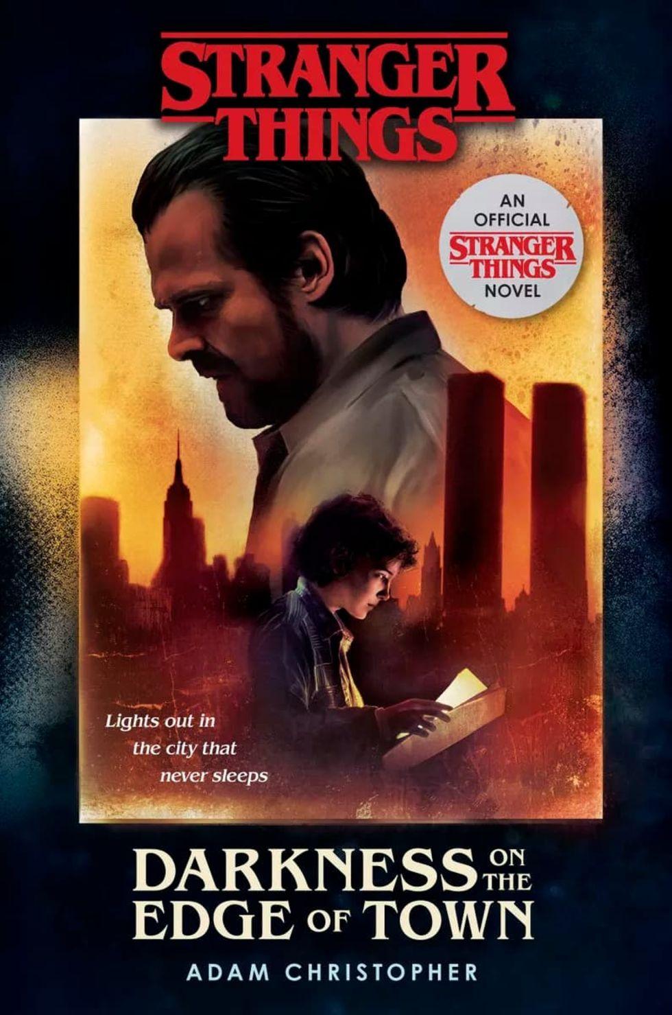 Stranger Things-roman på ingång