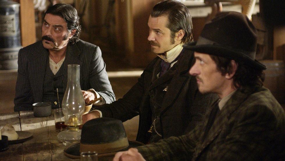 Deadwood-filmen har premiär i vår