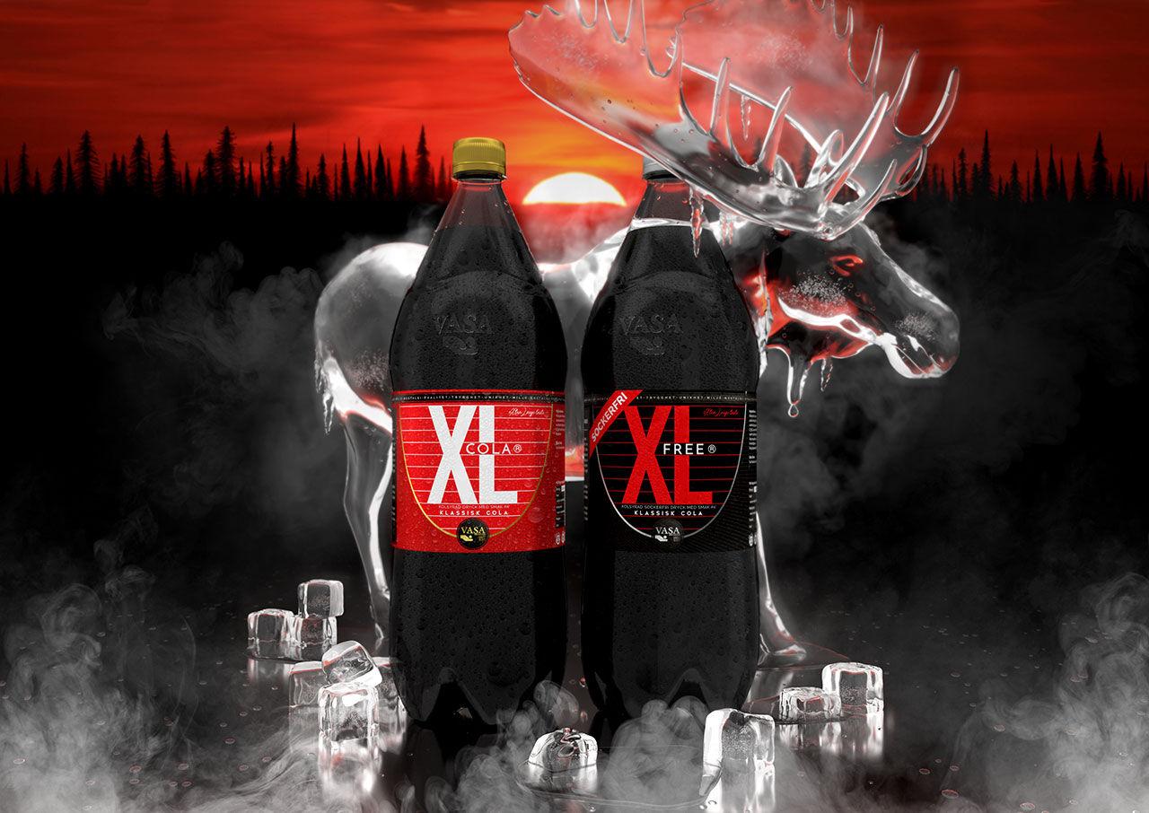 Läsk-klassikern XL Cola är tillbaka