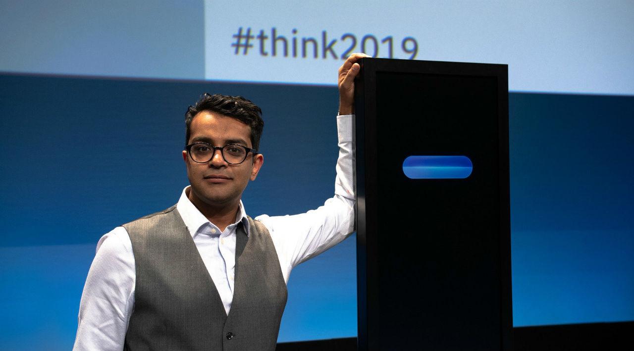 IBM:s artificiella intelligens förlorade debatt mot människa