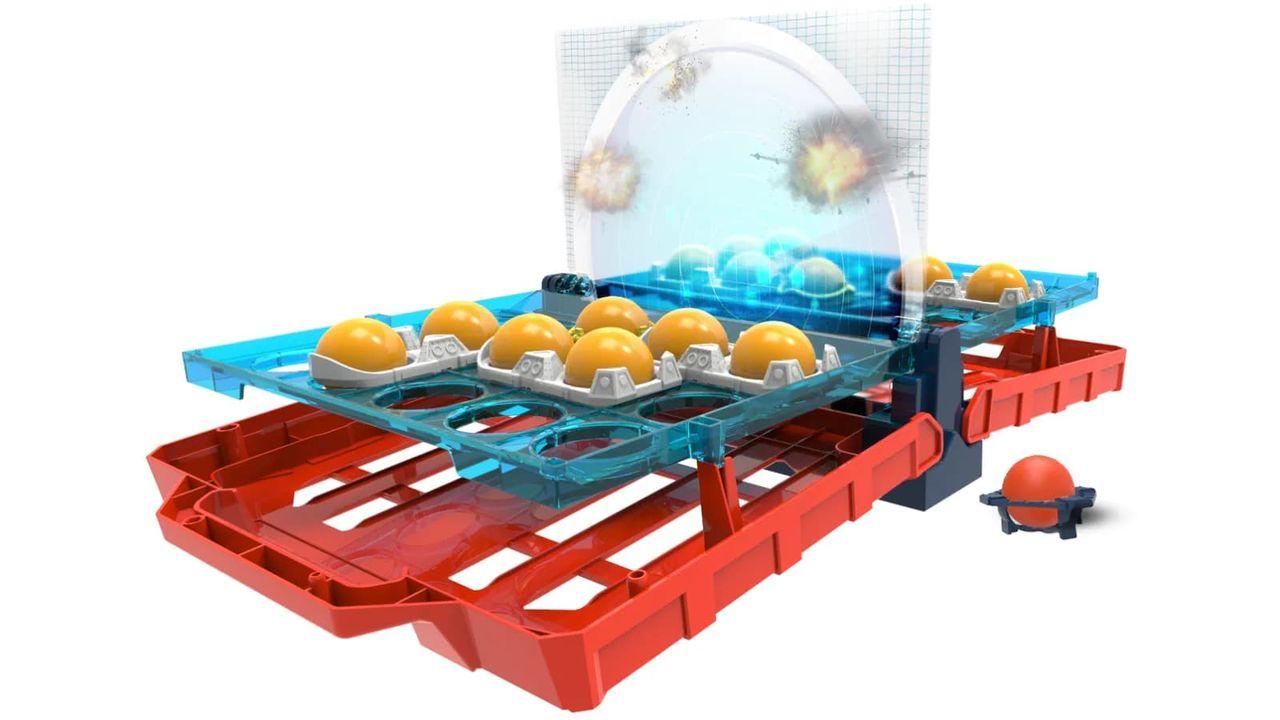 Battle Shots är Sänka skepp för beer pong-generationen