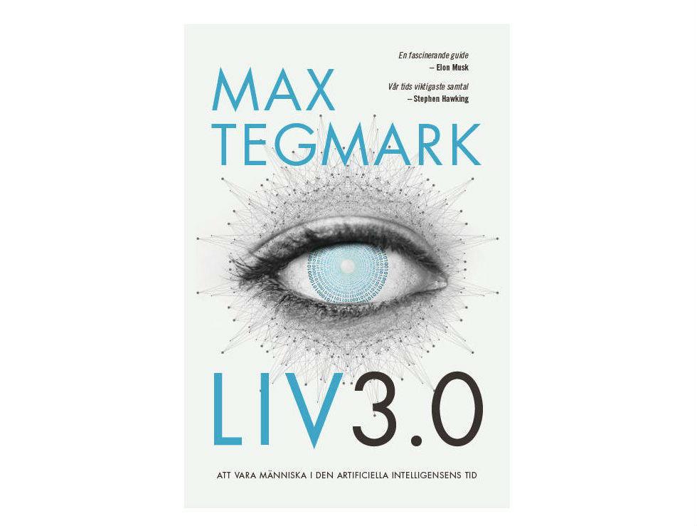 Max Tegmarks bok Liv 3.0 blir tv-serie