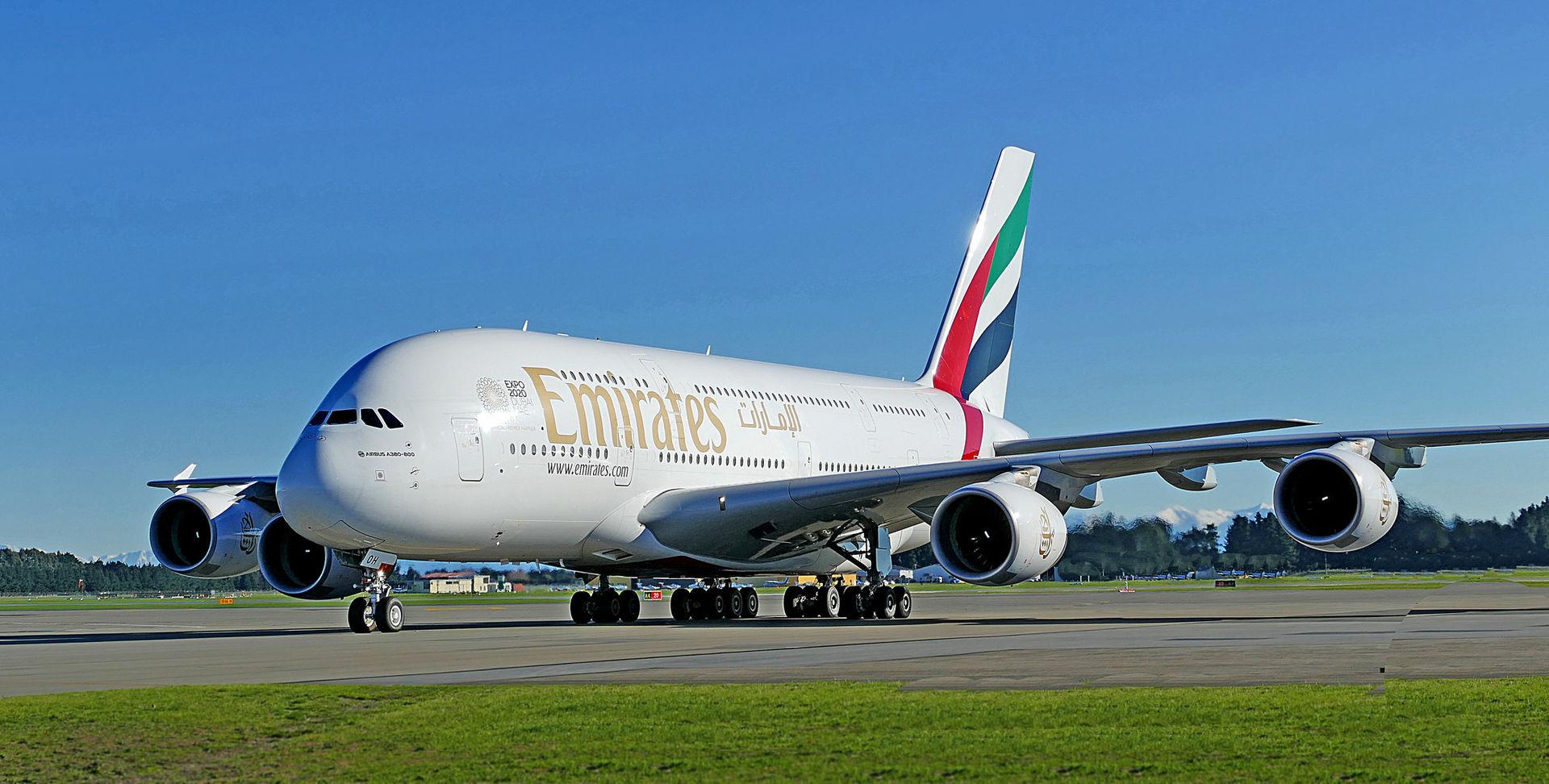 Hejdå Airbus A380
