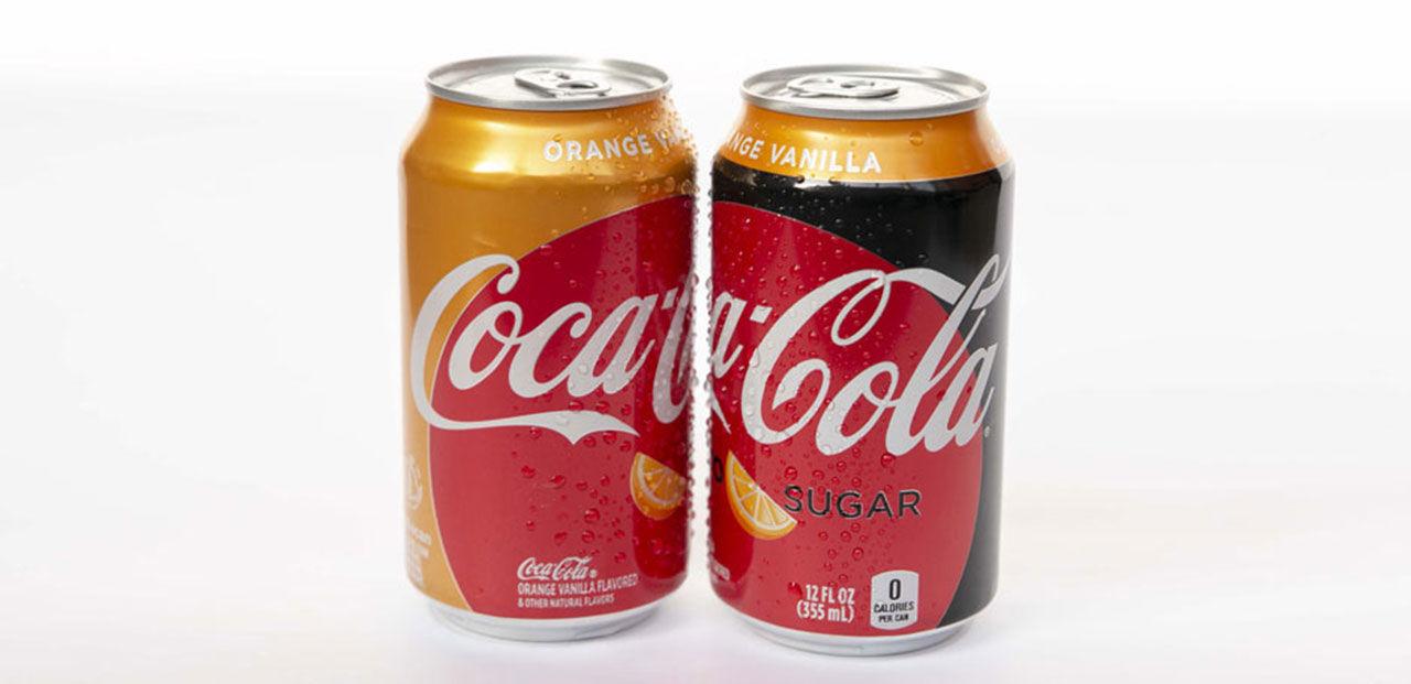 Coca-Cola släpper ny smak
