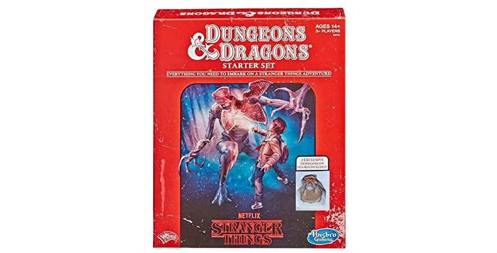 Stranger Things-version av Dungeons and Dragons på gång