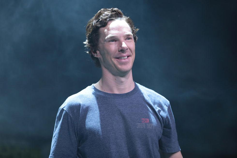 Benedict Cumberbatch ska spela Satan i Good Omens