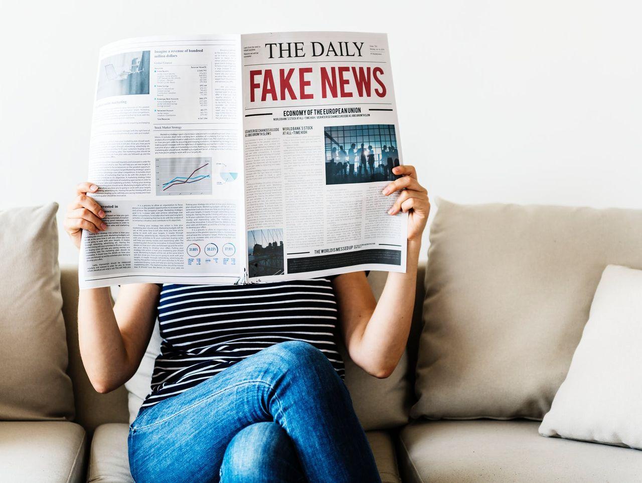 Artificiell intelligens skriver riktigt bra fake news