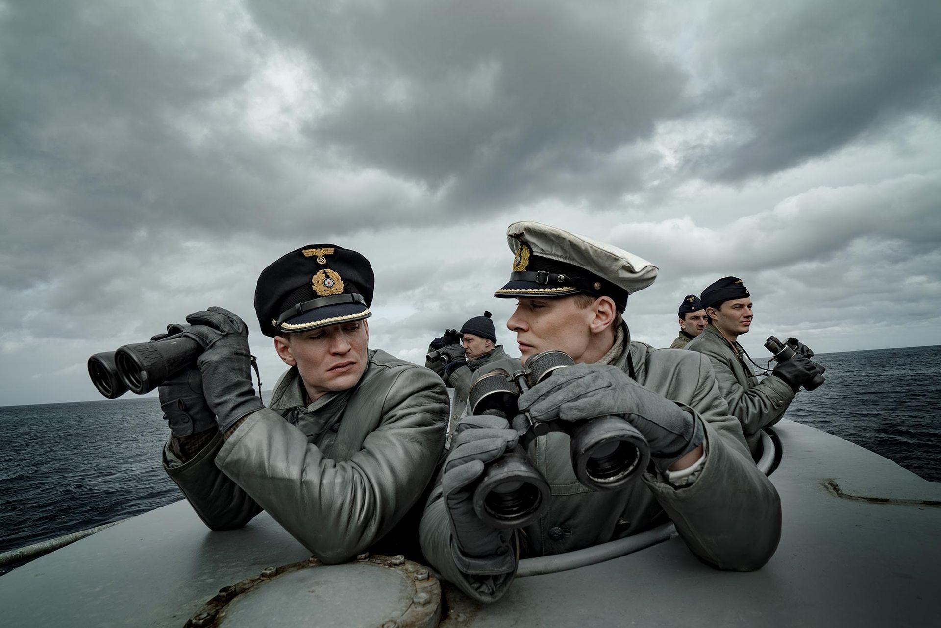 Nu kommer tv-serien Das Boot