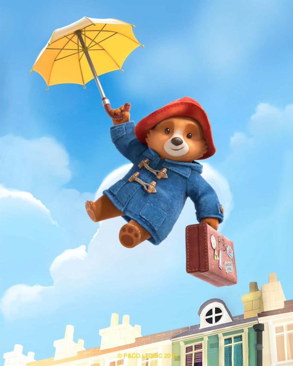 Paddington blir tv-serie