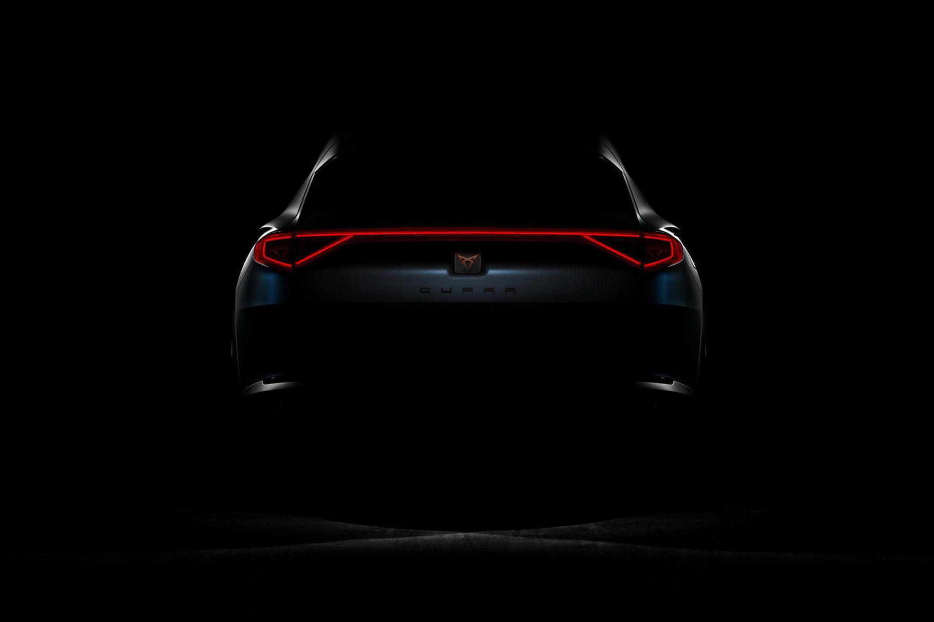 Cupra visar nytt SUV-koncept