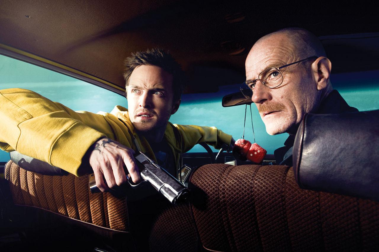 Breaking Bad-filmen ryktas dyka upp på Netflix