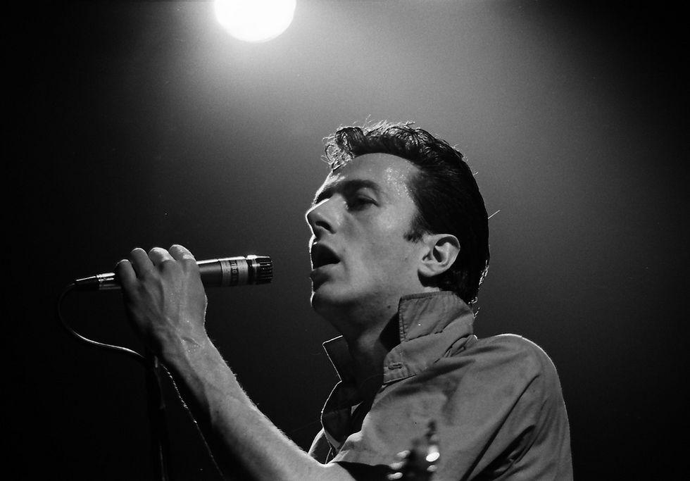 BBC släpper dokumentär om The Clash på Spotify