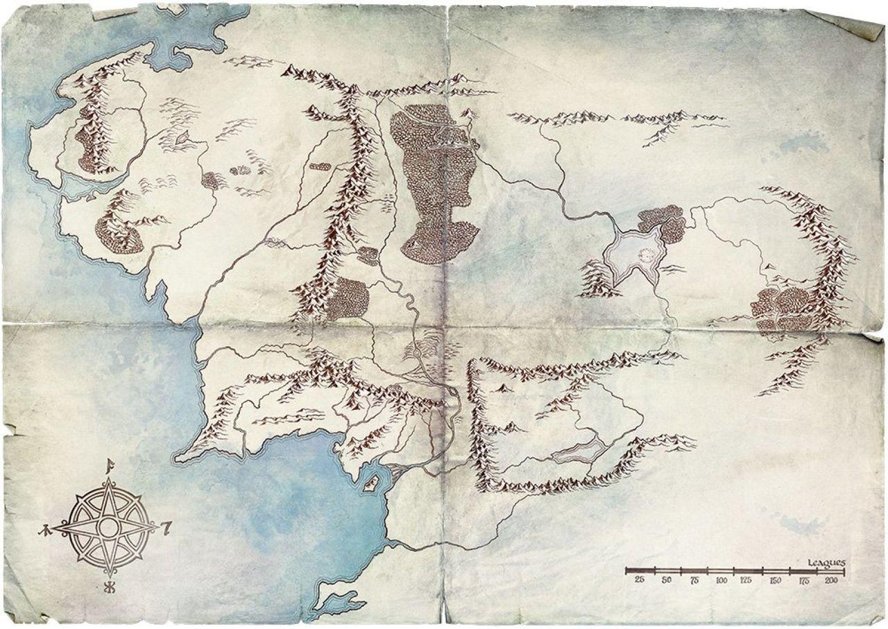 En första teaser för Lord of the Rings-tvserien
